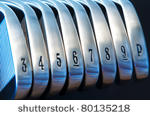 golf club numbers, club numbers, numbers on clubs, significant club numbers, meaning of numbers on clubs