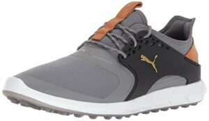 Mens spikeless golf shoe, spikeless shoe, versatile golf shoe