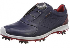 Ecco mens biom, golf shoe, boa gortex