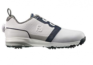 footjoy, contout fit, boa golf shoe