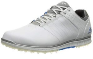 Sketchers go elite, golf shoe