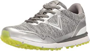 women, callaway, golf shoe, flat feet