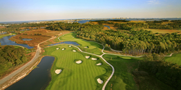 Bayside golf club, best golf vacation