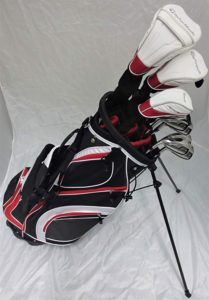 taylormade brand, golf club, club set, 2020