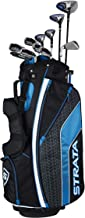 left handed, golf clubs, mens set, left hand position, best,