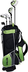 right handed junior kids golf club set