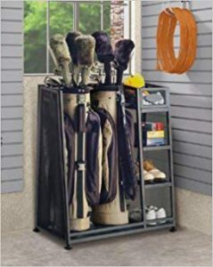 bag, golf bag, organizer, bag organizer, golf bag