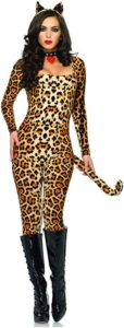 cougar costume, halloween, best female halloween, female cougar