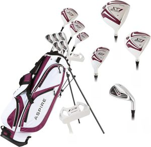 cheap and affordable, best affordable, low priced, golf club, complete set, women's club