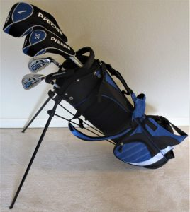 Professional club, professional sets, complete set, Junior club, Professional quality, Tour quality, junior boy's
