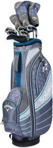 leftie set, best left handed, golf set, men's lefties