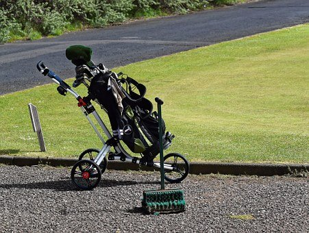 THE 5 BEST MOTORIZED GOLF PUSH CARTS REVIEWED IN FOR 2020
