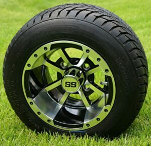 Best golf cart tires for turf