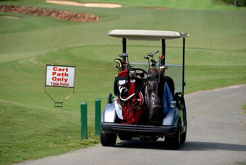 THE 5 BEST GOLF BAG FOR CARTS-RIDING OR WALKING CARTS