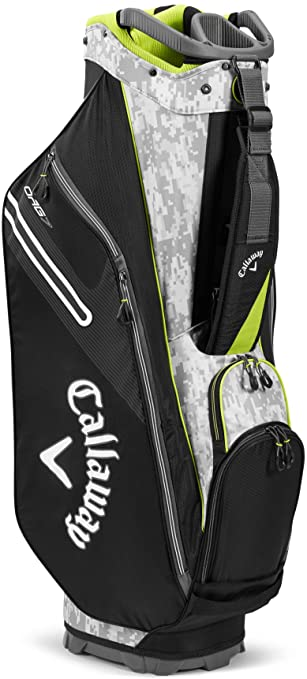 Cart bag, Callaway reviews, Org 7 reviews, Bag reviews