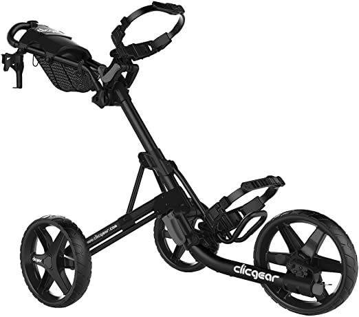 4.0 model, push cart, Clicgear review, push cart