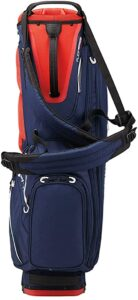 stand bag, gof bag, taylormade bag, crossover flextech, taylormade reviews