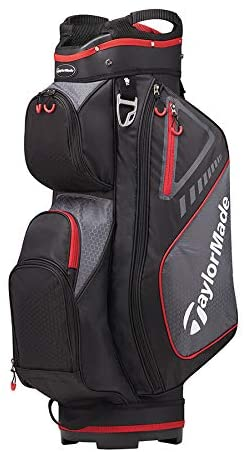 Taylormade 2019 Golf Select Cart Bag Review