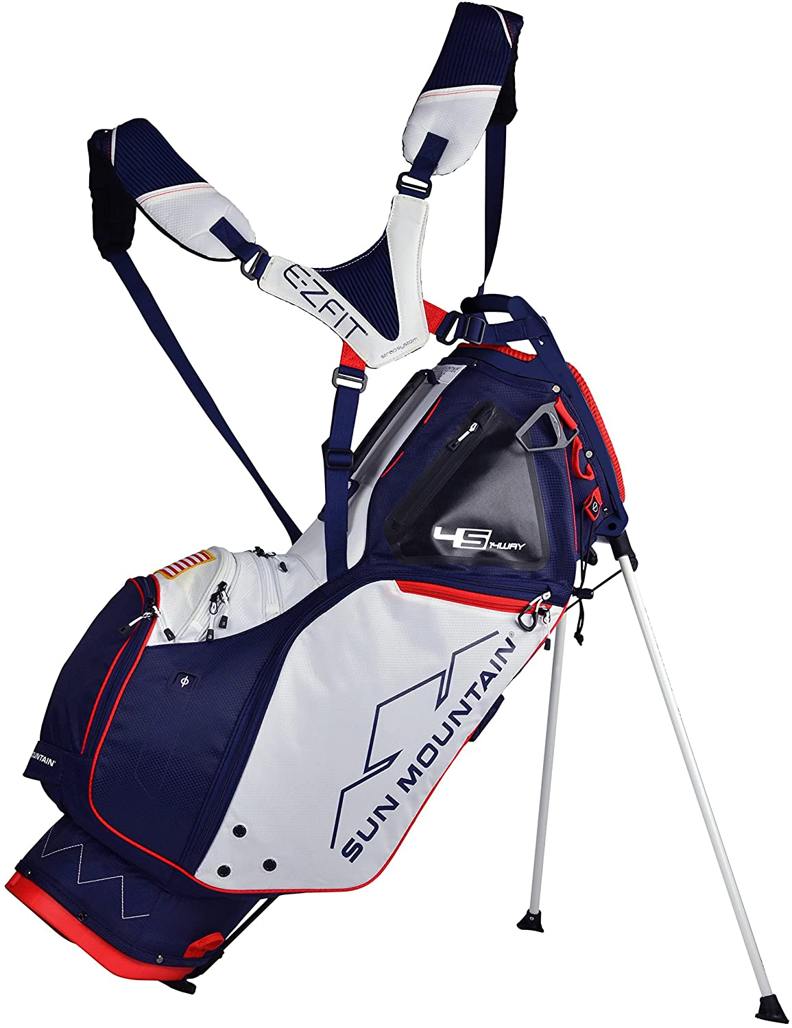 Sun Mountain Prior Generation 4.5LS 14-Way Stand Bag reviews