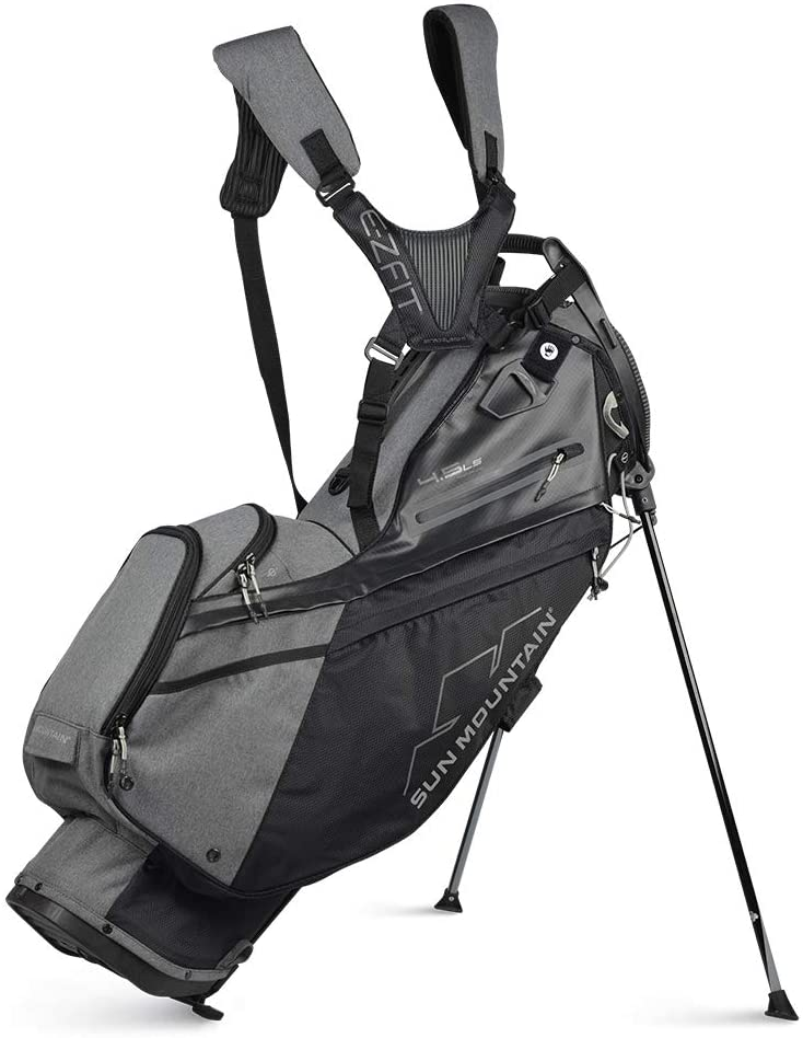 Sun Mountain 2021 4.5LS 14-Way Golf Stand Bag Reviewed