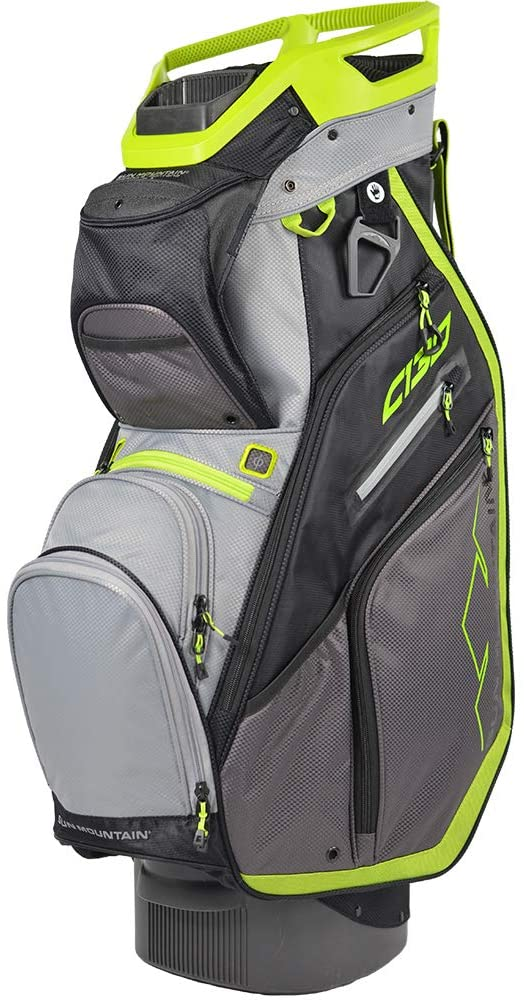 Sun mountain 2021 C_130 Golf Cart Bag review