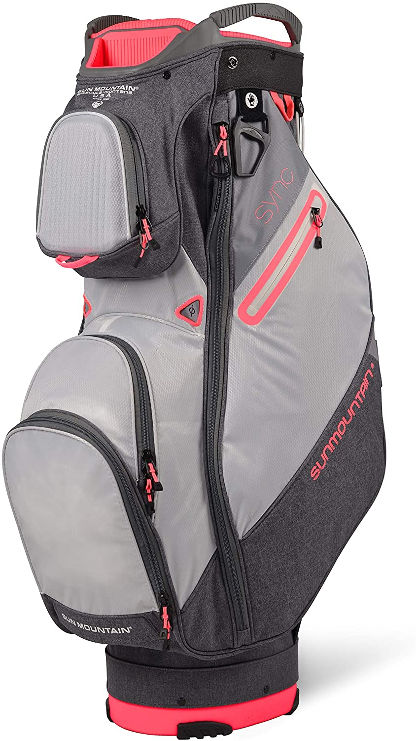 Women's Sync 2021 Golf Cart Bag On Review