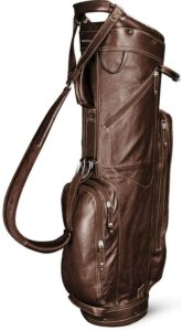 Best for 2021 leather golf bag