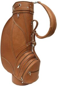Best leather Cart golf bag in 2021